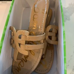 Brand new Sam Elelman sandals